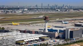 Frankfurter Flughafen - Cargo-City Süd