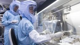 BioNTech baut ein Werk in Singapur