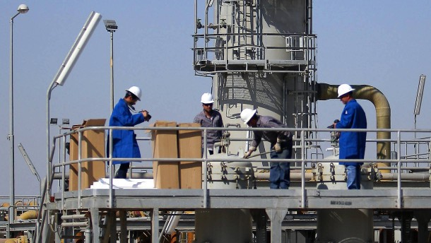 Irakischer Minister kritisiert Ölkonzern Exxon Mobil