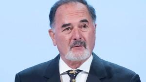 BMW, VW, jetzt Daimler: Bernd Pischetsrieder wird Aufsichtsratschef