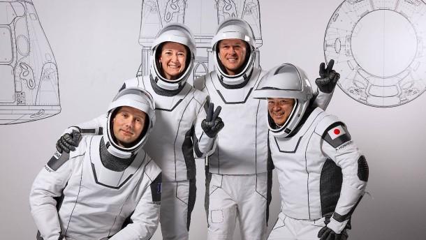 Bewerbungsfrist für angehende Astronauten verlängert