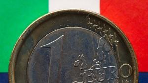 Italien kommt mühelos an neue Milliarden