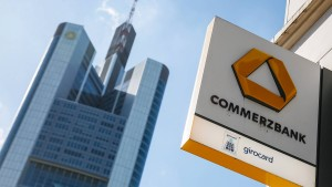 Privatkundengeschäft mehrt Gewinn der Commerzbank