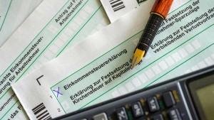 Fast 3 Millionen Deutsche zahlen Spitzensteuersatz