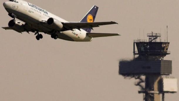 Lufthansa nimmt Kurs auf Russland