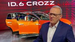 """""""VW hat die gute Tradition, teils später, aber umso heftiger zu kommen"""""""
