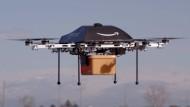 Amazon fordert eigenen Luftraum  für Lieferdrohnen