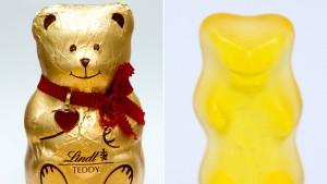 Lindt gewinnt Bärenstreit gegen Haribo