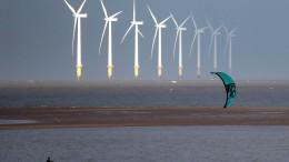 Während der Ausbau der Windkraft in Deutschland lahmt, kommt er in Europa voran