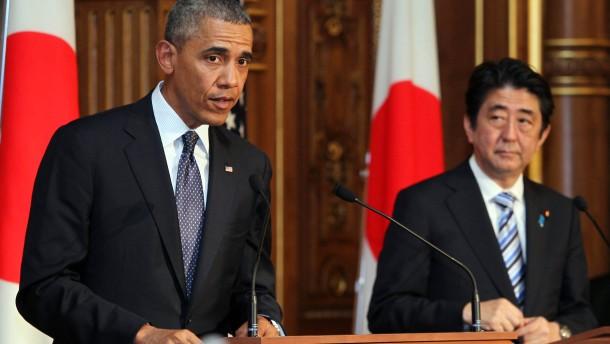 Japan hadert mit dem Freihandel