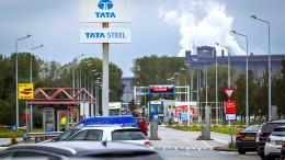 Tata Steel streicht 3000 Stellen in Europa