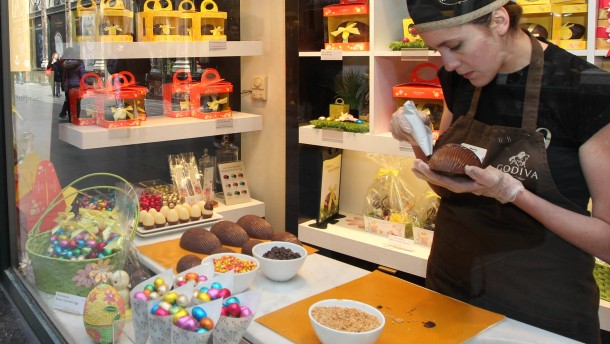 Belgische Schokolade aus Malaysia