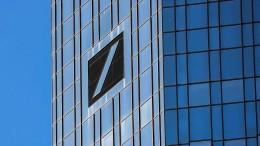 Deutsche Bank überrascht mit starkem Auftaktquartal