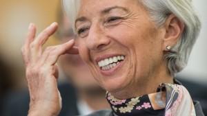 IWF-Chefin: Globale Konjunktur erholt sich nur langsam