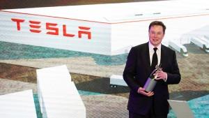 Tesla meldet trotz Corona-Krise sattes Umsatzplus