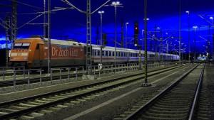 Lokführer sollen über Pfingsten streiken
