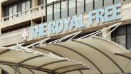 Der Klinikbetreiber Royal Free in London testet derzeit die Medizin-App Streams.