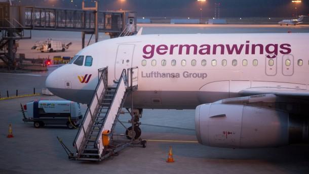 Das langsame Ende von Germanwings