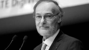 Accenture trauert um Pierre Nanterme