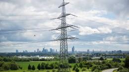 Heftige Kritik an der deutschen Klimapolitik