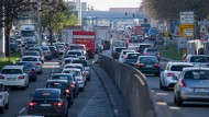 In die Stuttgarter Innenstadt dürfen bald nur noch manche Autos.