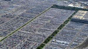 Autoverkäufe auf höchstem Stand seit der Abwrackprämie