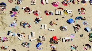 Beim Urlaub hört der Spaß auf