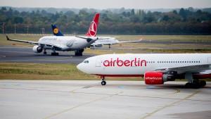 Air-Berlin-Fluggäste warten über 24 Stunden auf Inlandsflug
