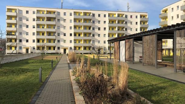 Große Wohnsiedlungen sind oft besser als ihr Ruf