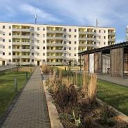 Licht, Luft und viel Grün: Großsiedlungen können durchaus Vorzüge haben.