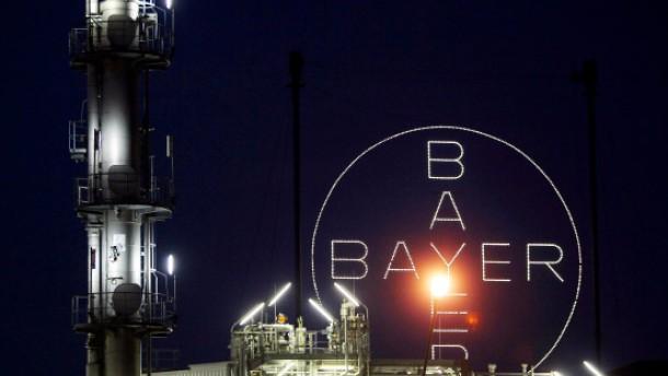Bayer streicht 1700 Stellen in Deutschland