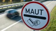 Vignetten für Landstraßen könnten entfallen
