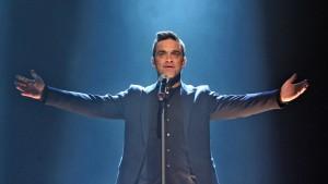 Robbie Williams' Label EMI darf verkauft werden