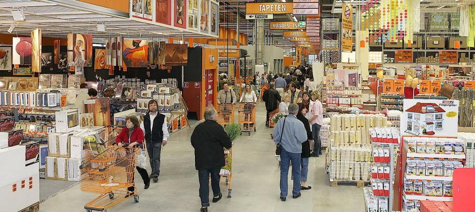 Baumarkt Hornbach Bietet Amazon Die Stirn Unternehmen Faz