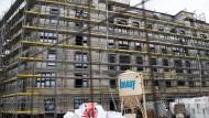Neubau-Wohnungen in Berlin-Kreuzberg