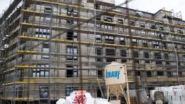 Wie die Immobilienkonzerne von der Wohnungsnot profitieren