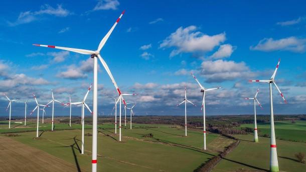Windräder erzeugen so viel Strom wie noch nie