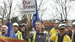 Die Zeit wird knapp für die britische Stahlbranche