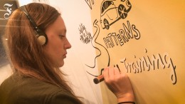 Zeichnen, worüber andere sprechen