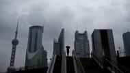 Finanzdistrikt in der Wirtschaftsmetropole Schanghai: Auch chinesische Sparer sollen künftig mit einer Einlagensicherung geschützt werden.