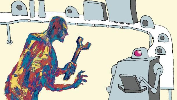 Bedroht Digitalisierung die Arbeitswelt?