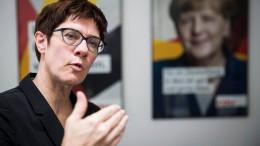 Jetzt will die CDU über Hardware-Nachrüstungen sprechen