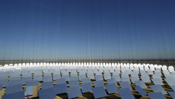 Abschied von der Solar-Weltmacht