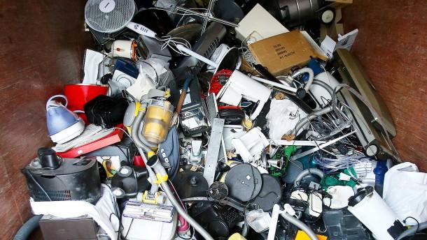 Deutschland recycelt noch nicht gut
