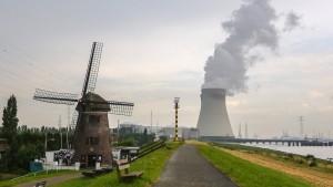 Drohne über belgischem Atomkraftwerk geortet