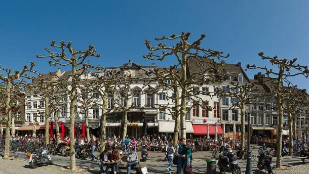 Maastricht – mit den Dozenten auf Du und Du