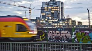 Bahn darf nachts keine Drohnen gegen Graffiti-Sprüher einsetzen