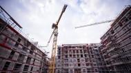Vier Milliarden Steuerförderung für privaten Wohnungsneubau