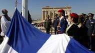 EZB erleichtert griechischen Banken Zugang zu Geld