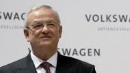 VW-Chef Winterkorn sagt Besuch in Schanghai ab